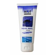 Анальная смазка на водной основе Hot Planet Aqua Anal, 100 мл
