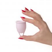 Менструальная чаша Hot Planet Aura, розовый, S